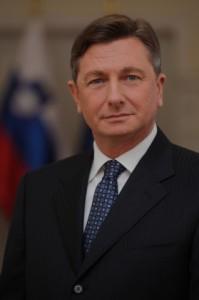 الرئيس السلوفيني بوروت باخور 1