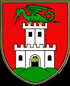 شعار النبلاء لمدينة ليوبليانا