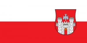 علم بلدية مدينة ماريبور